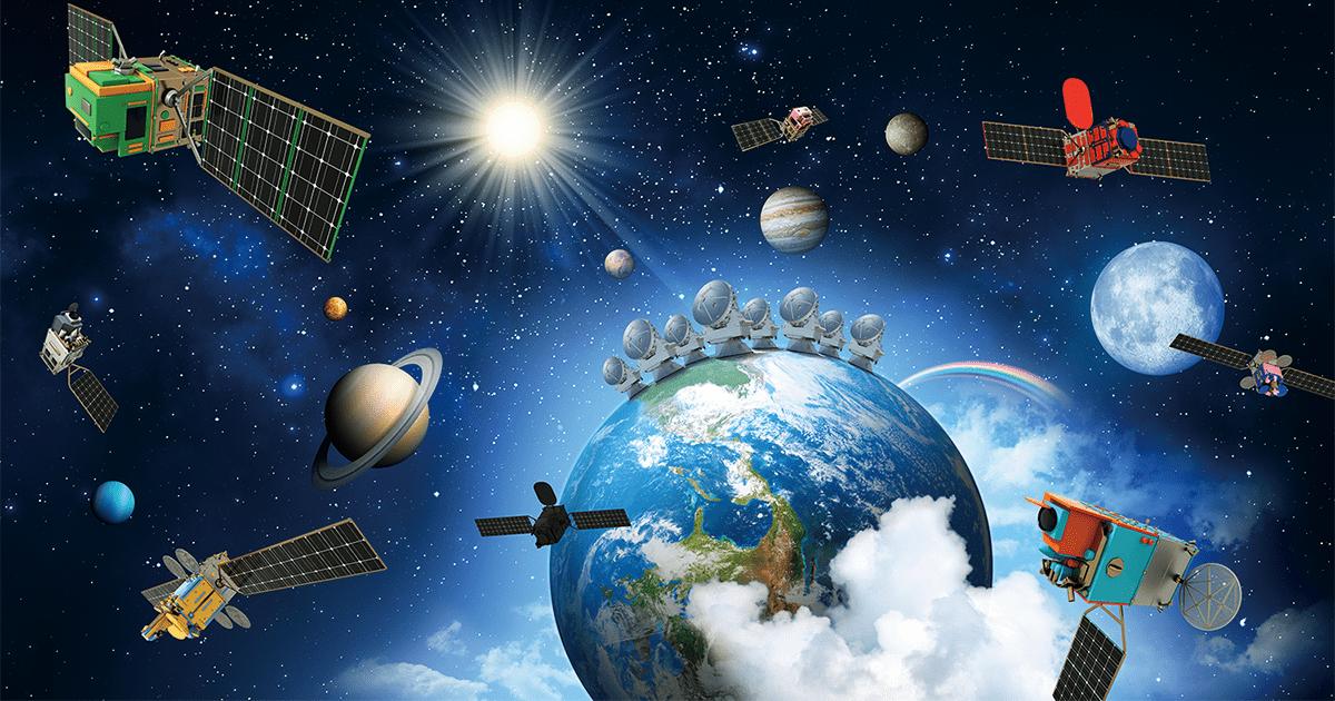Space Challenge in Ginza人工衛星と大型望遠鏡で、宇宙のひみつに挑む!